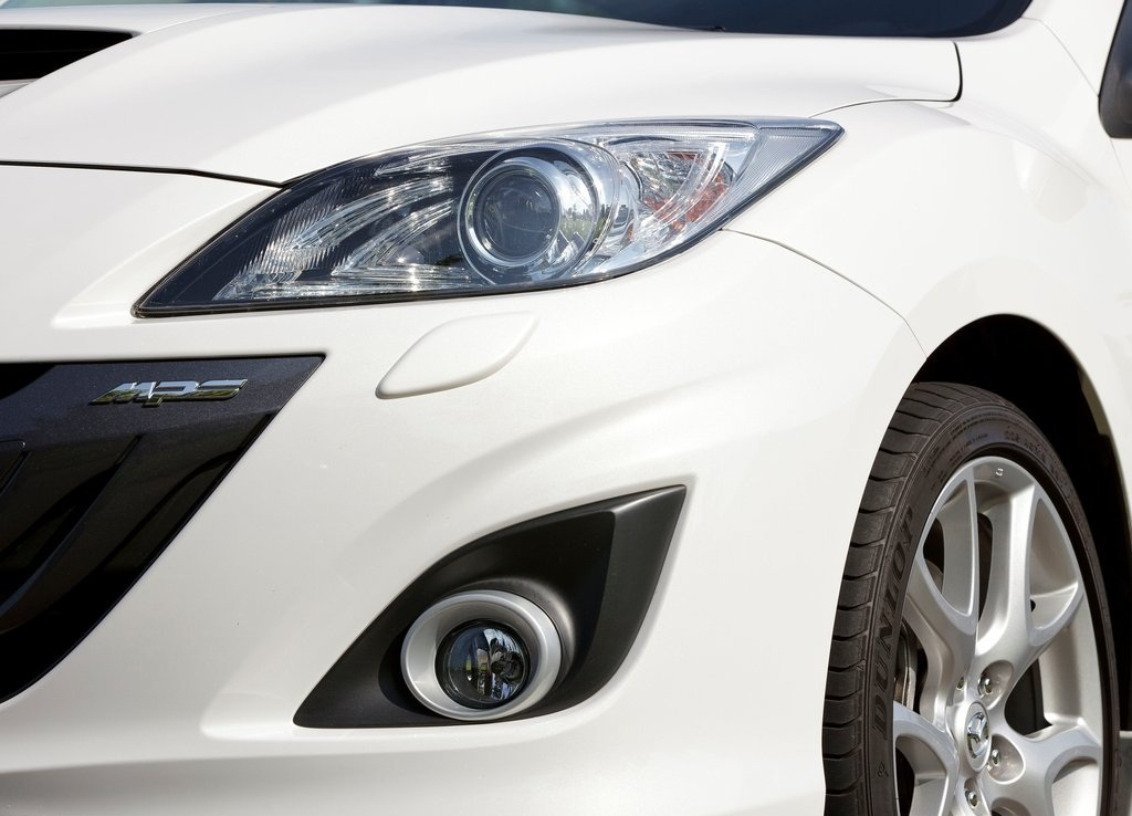 2012 Mazda 3 MPS Heand Lamp (View 3 of 10)
