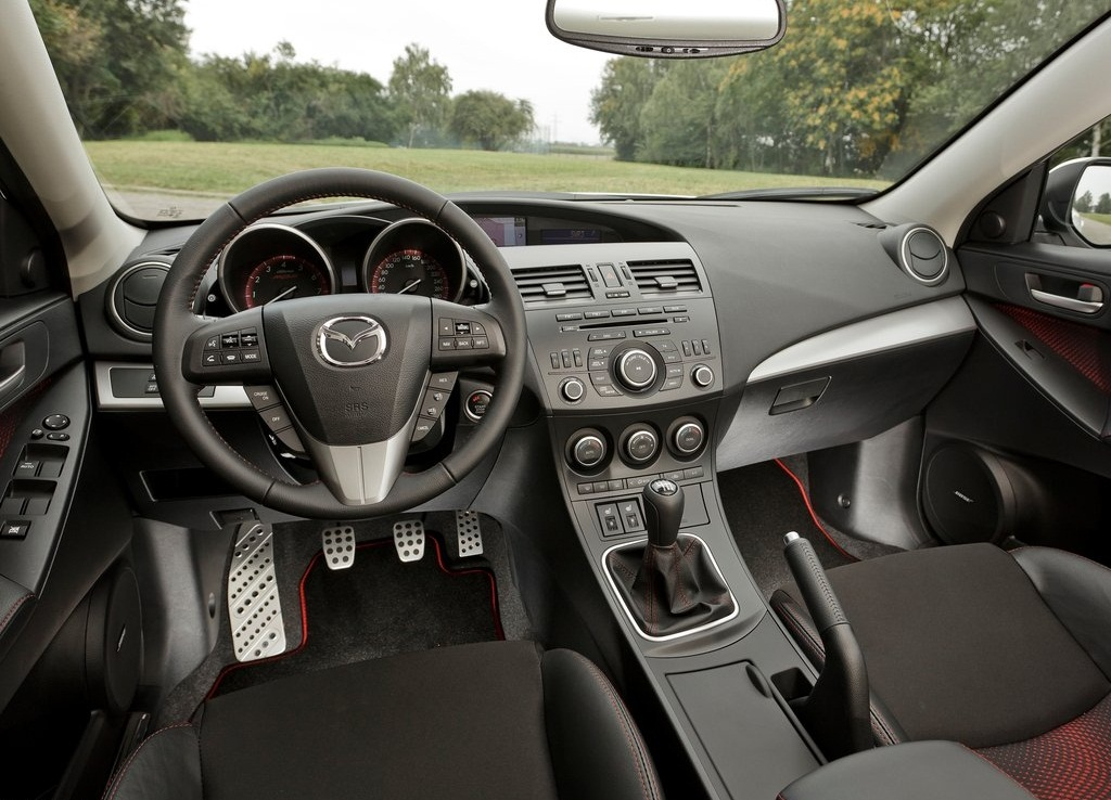 2012 Mazda 3 MPS Interior (Photo 6 of 10)