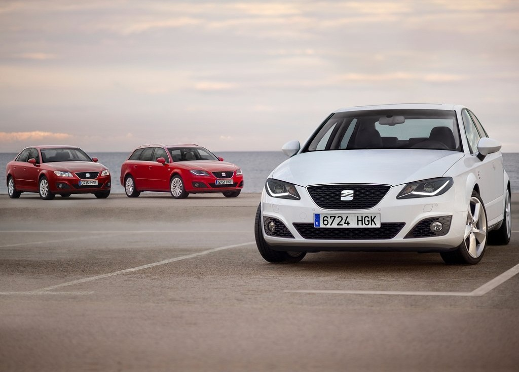 2012 Seat Exeo (View 2 of 8)