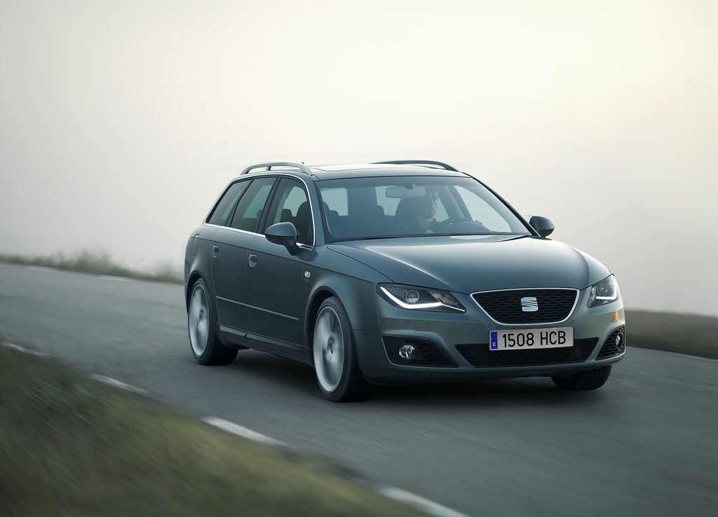 2012 Seat Exeo ST  (Photo 3 of 7)