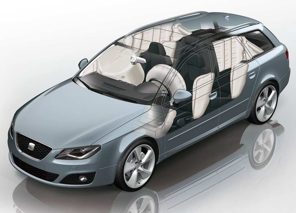 2012 Seat Exeo ST Safety (Photo 6 of 7)