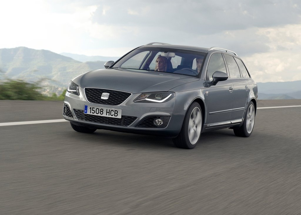 Featured Image of 2012 Seat Exeo ST Dynamic And Efficient Car