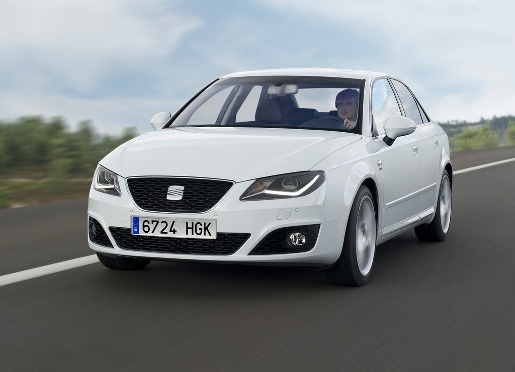 Featured Image of 2012 Seat Exeo Effiecient Sporty Bussines Car