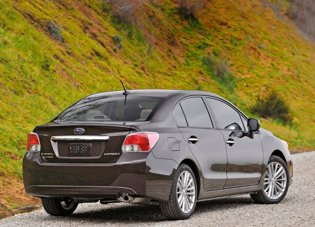 2012 Subaru Impreza  (Photo 1 of 7)
