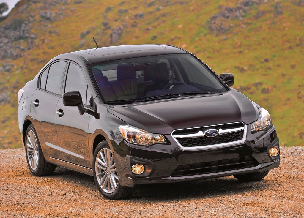Featured Image of 2012 All New Subaru Impreza Info