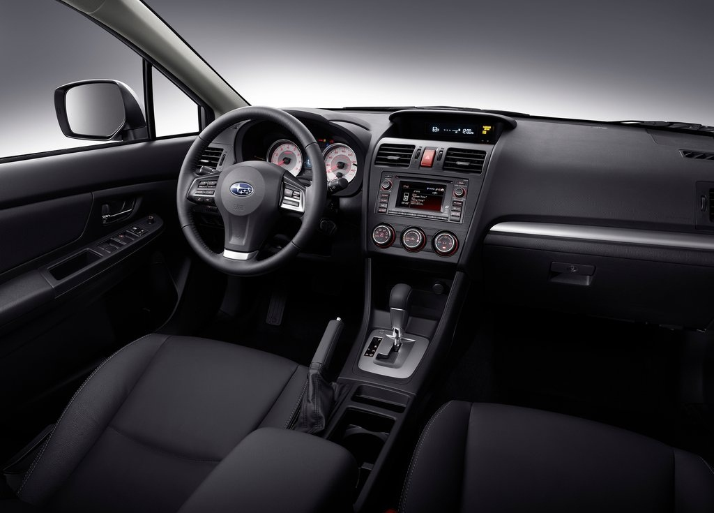 2012 Subaru Impreza  (Photo 5 of 7)