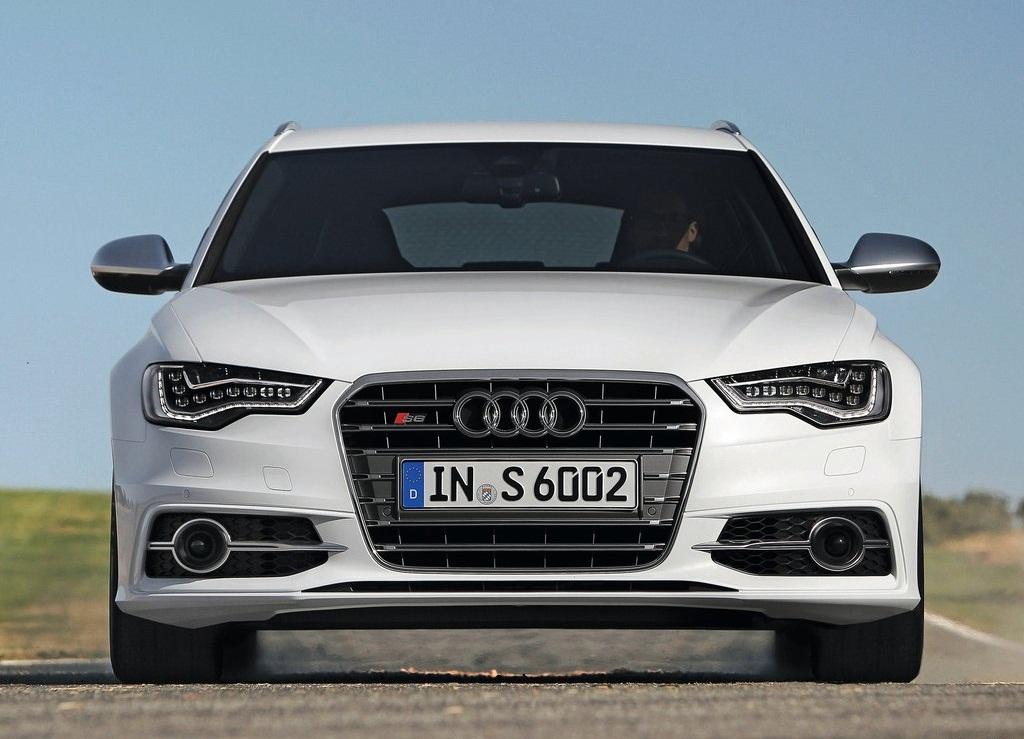 2013 Audi S6 Avant Front (Photo 5 of 8)