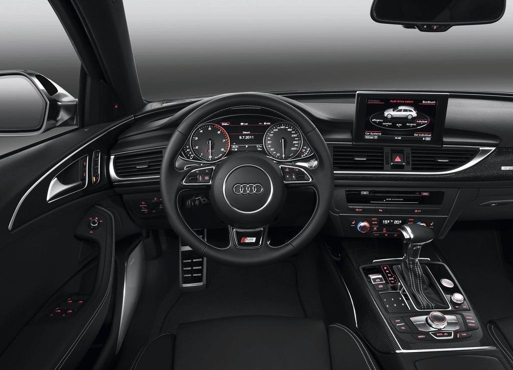 2013 Audi S6 Avant Interior (Photo 6 of 8)