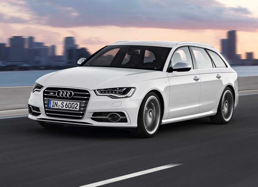 Featured Image of 2013 Audi S6 Avant Sporty Elegant Concept