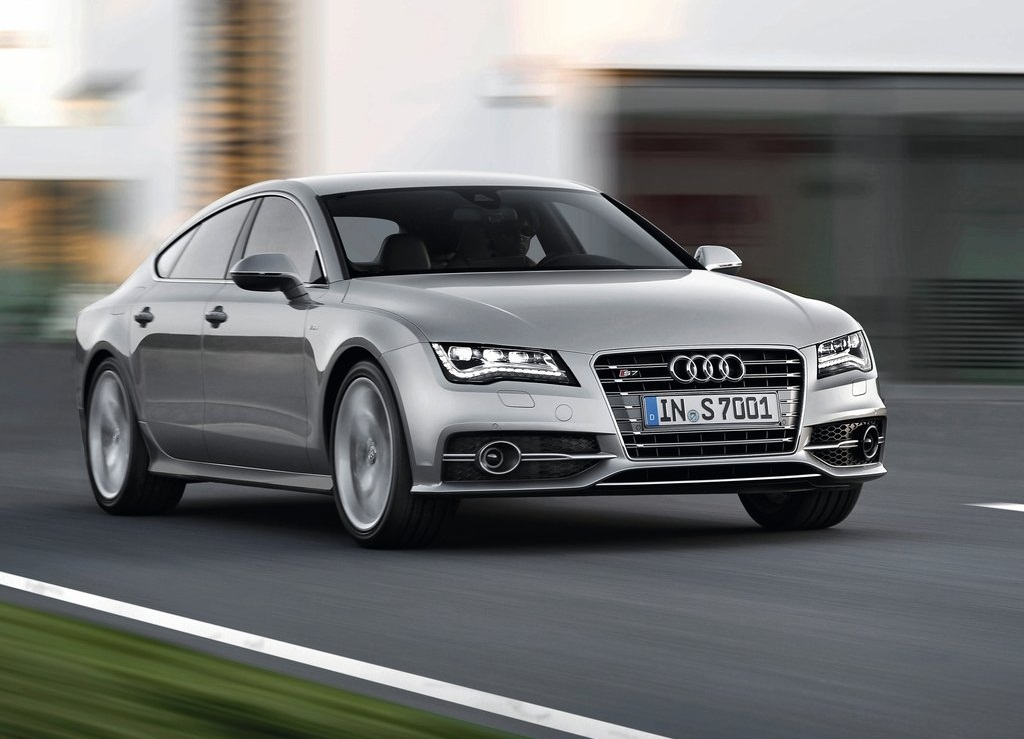 2013 New Audi S7 Sportback Transparent And Sporty Concept Pictures Gallery  (9 Images) ...