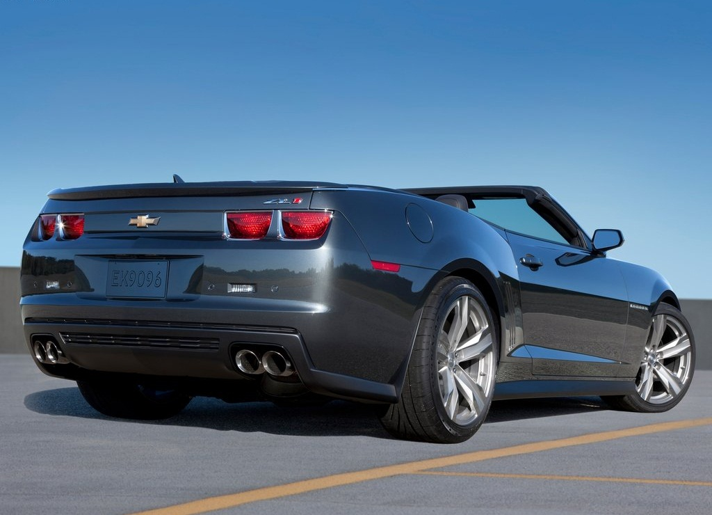 2013 Chevrolet Camaro ZL1 Convertible  (Photo 3 of 6)