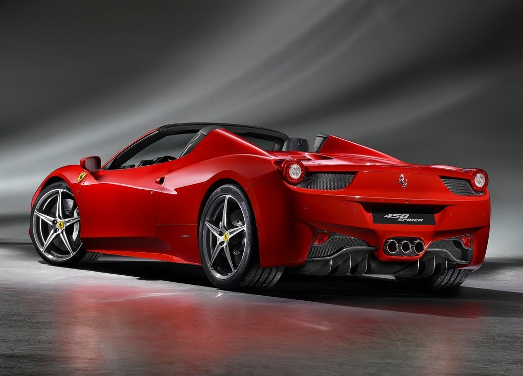 2013 Ferrari 458 Spider (View 4 of 8)