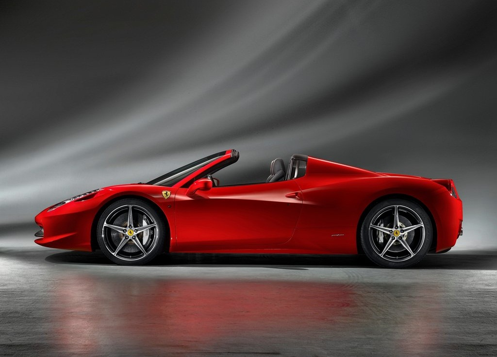 2013 Ferrari 458 Spider (View 1 of 8)
