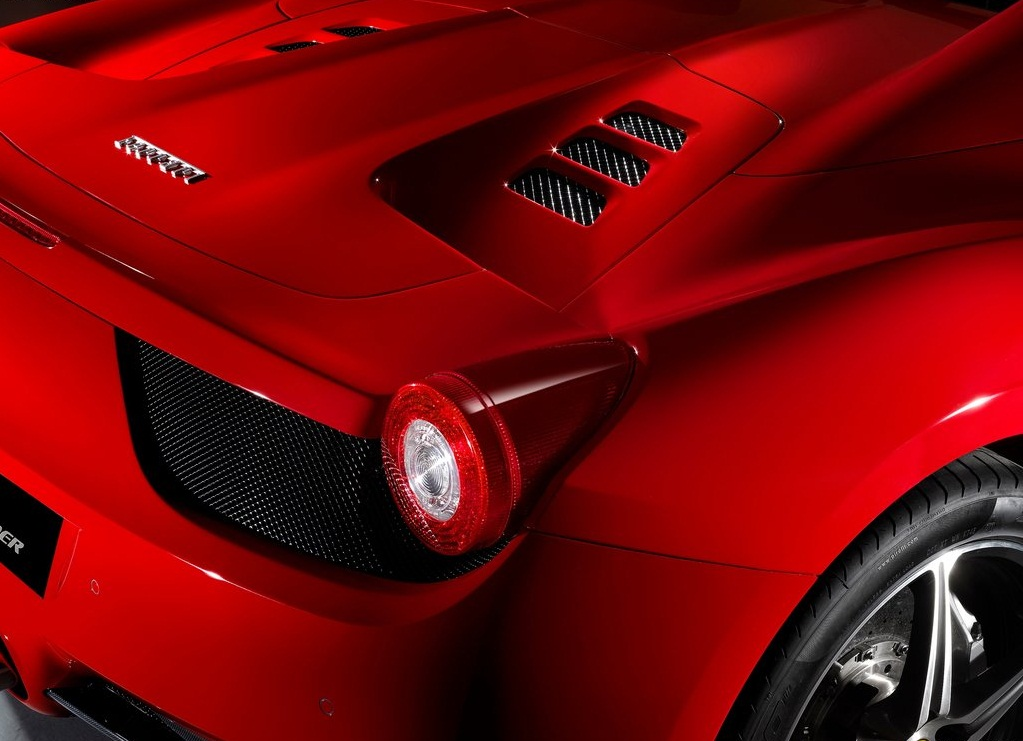 2013 Ferrari 458 Spider (View 6 of 8)