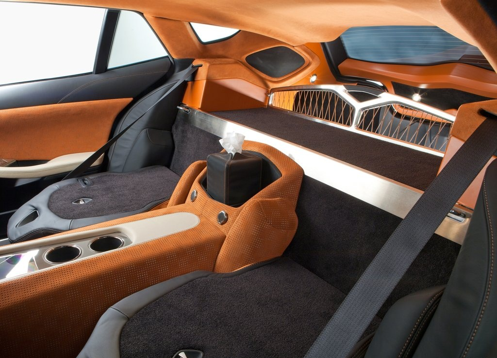 2013 Fisker Surf Interior (View 3 of 8)