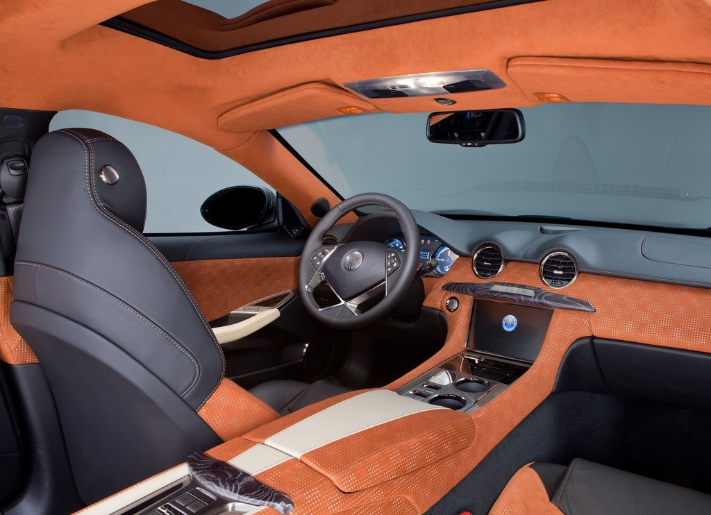 2013 Fisker Surf Interior (View 1 of 8)
