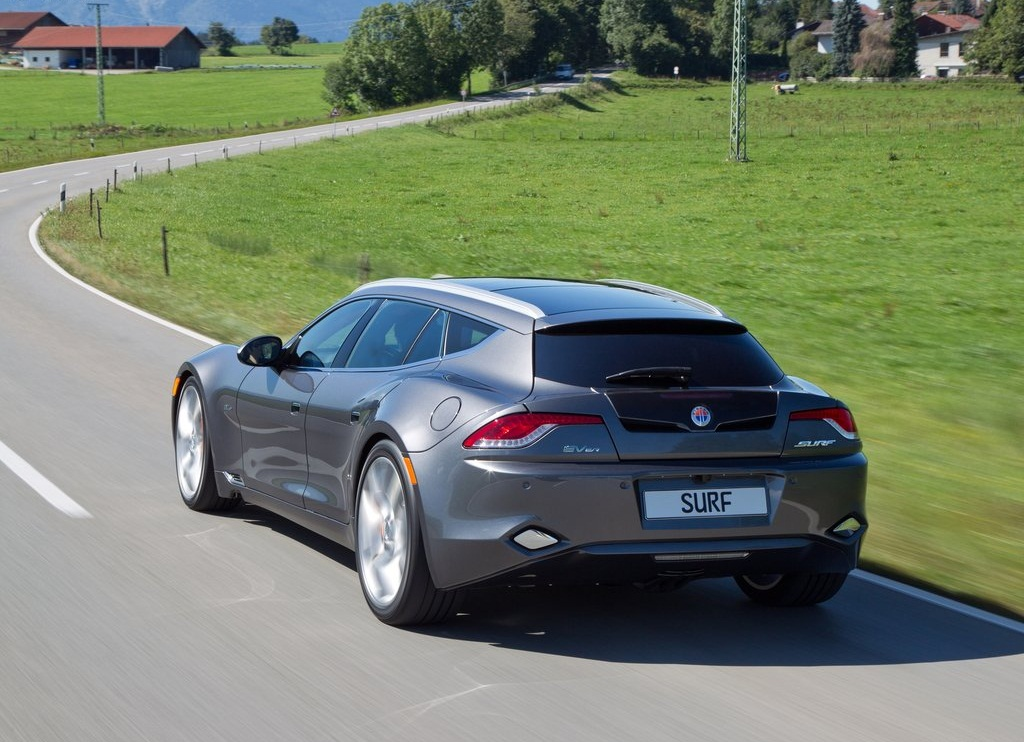2013 Fisker Surf Rear (View 5 of 8)