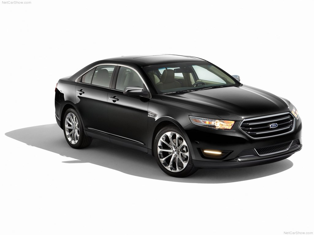 2013 New Ford Taurus  : More Technology Concept Pictures Gallery (12 Images)