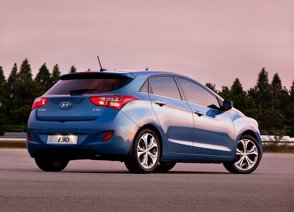 2013 Hyundai I30  (Photo 4 of 7)
