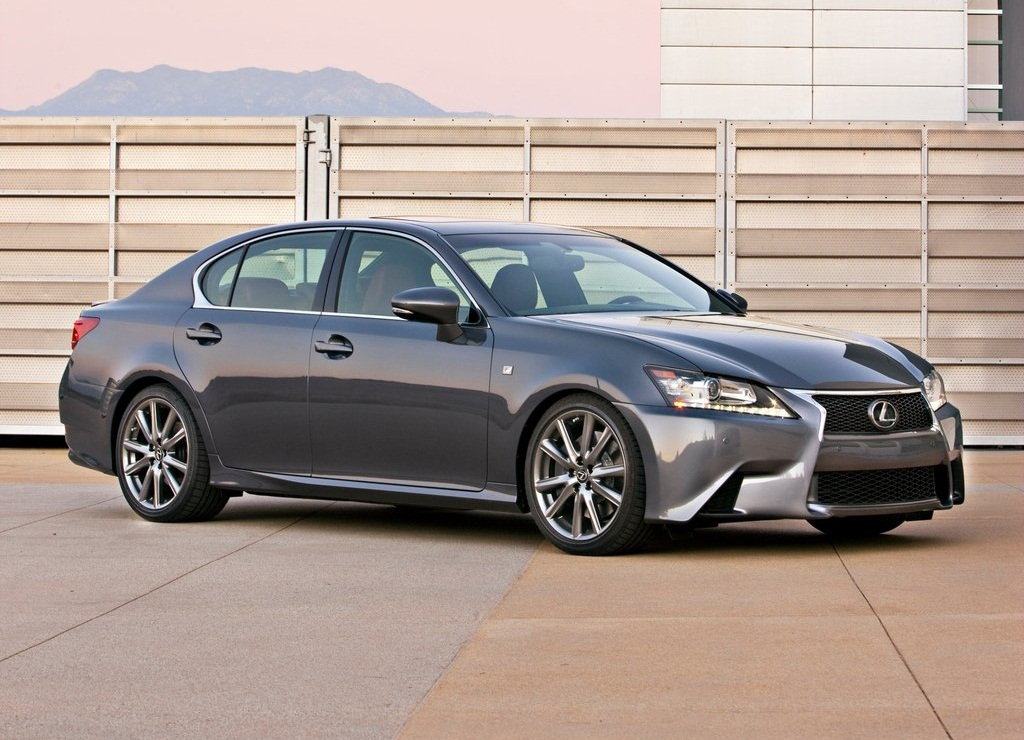 2013 Lexus GS 350 F Sport (View 1 of 9)