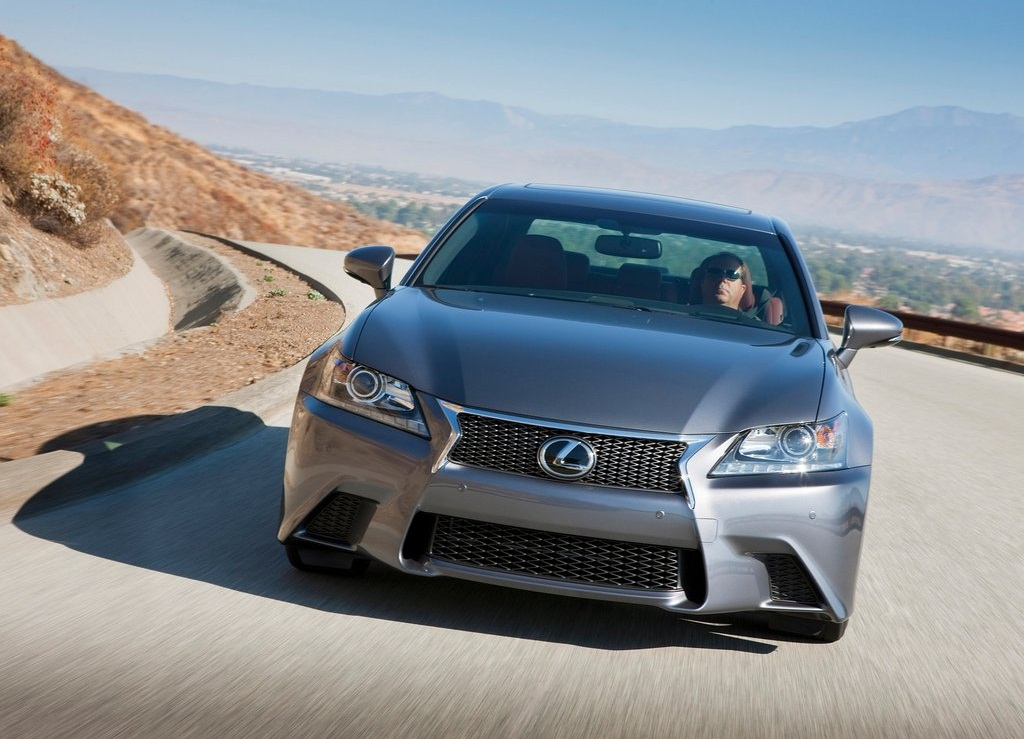 2013 Lexus GS 350 F Sport Front (View 4 of 9)