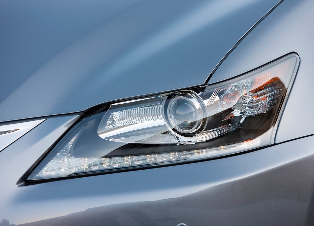 2013 Lexus GS 350 F Sport Head Lamp (View 5 of 9)