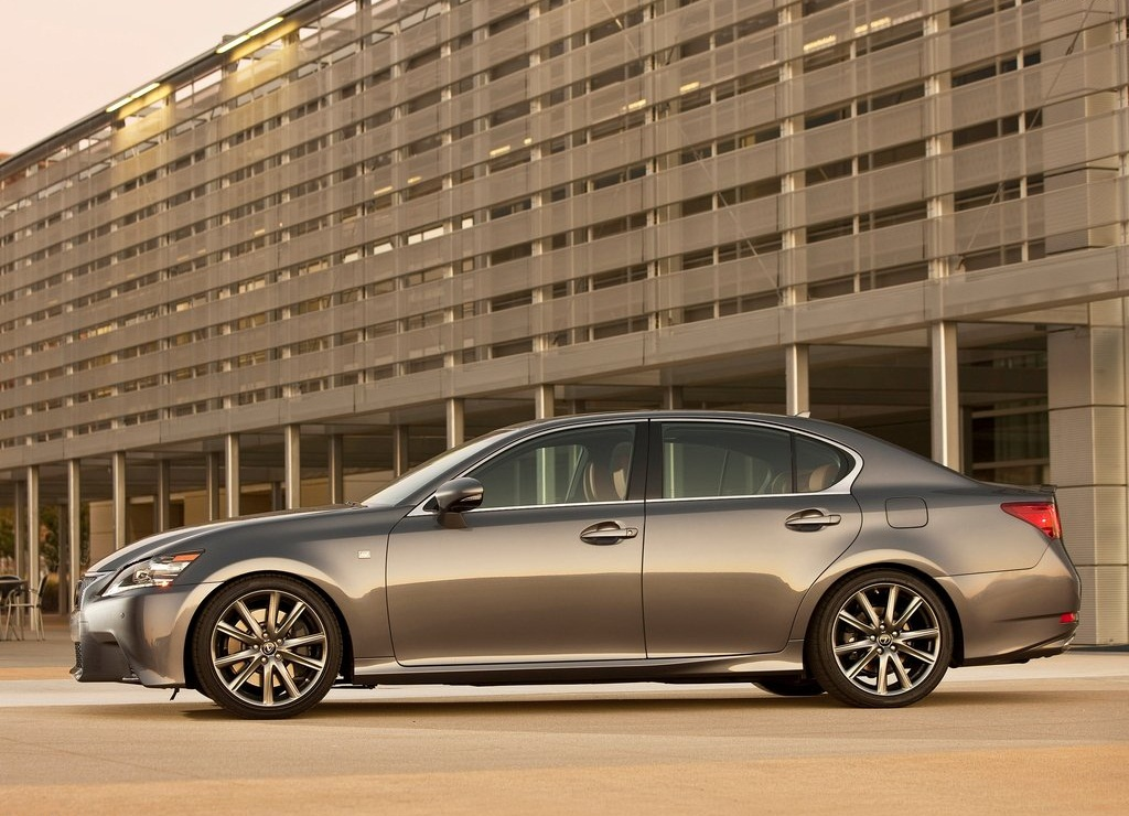 Featured Image of 2013 Lexus GS 350 F Sport
