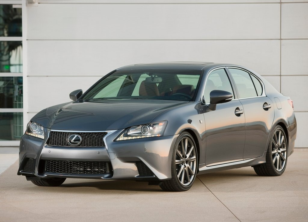 2013 Lexus GS 350 F Sport (View 8 of 9)