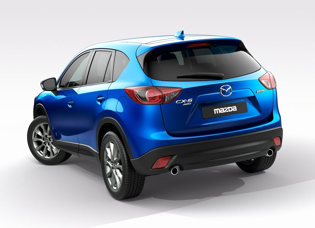 2013 Mazda CX 5 Back (Photo 2 of 10)