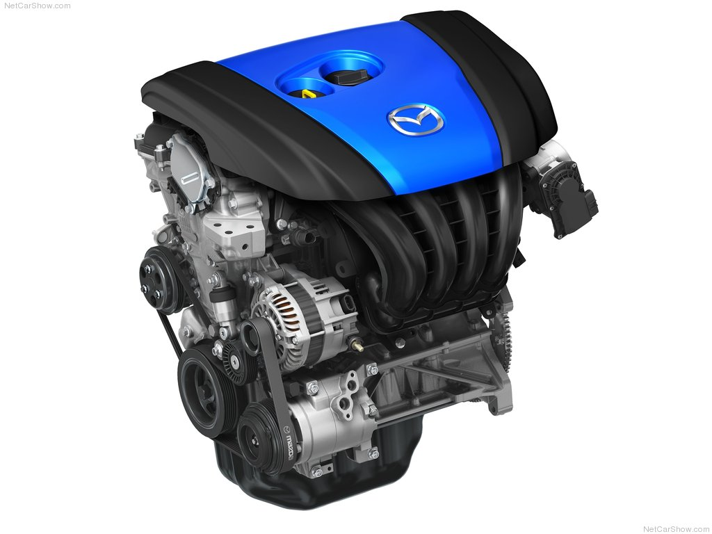 2013 Mazda CX 5 Engine  (Photo 4 of 10)