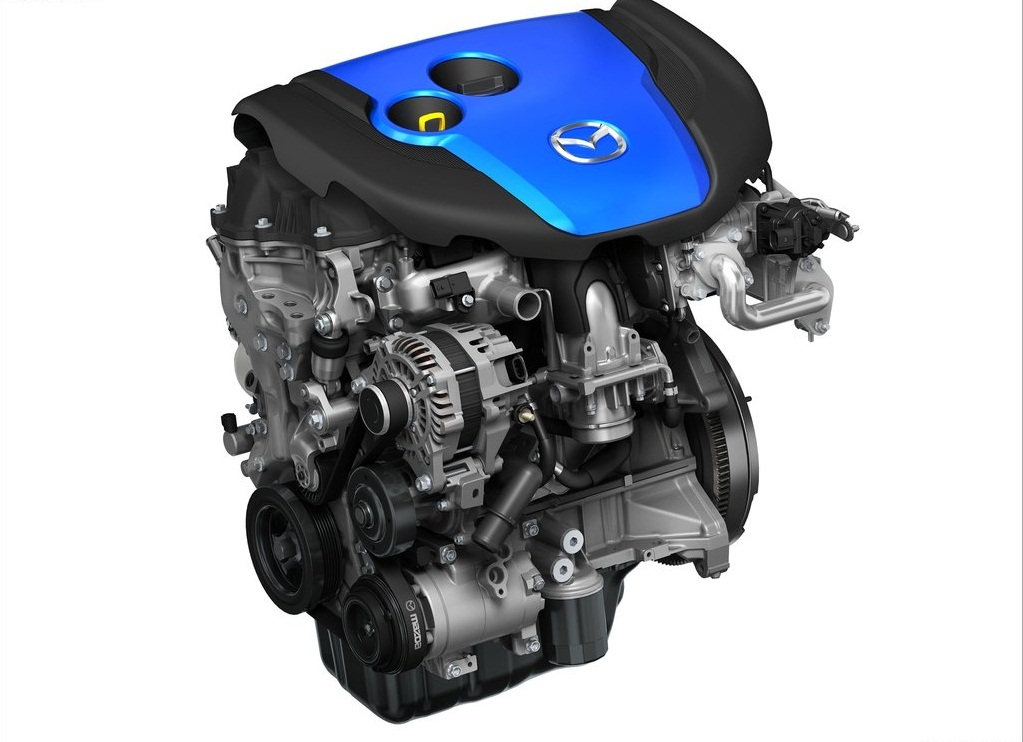 2013 Mazda CX 5 Engine (Photo 3 of 10)