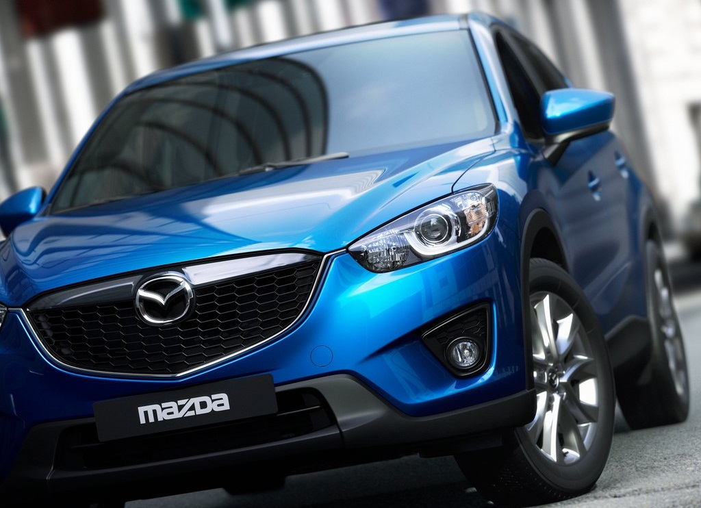 2013 Mazda CX 5 Front (Photo 5 of 10)