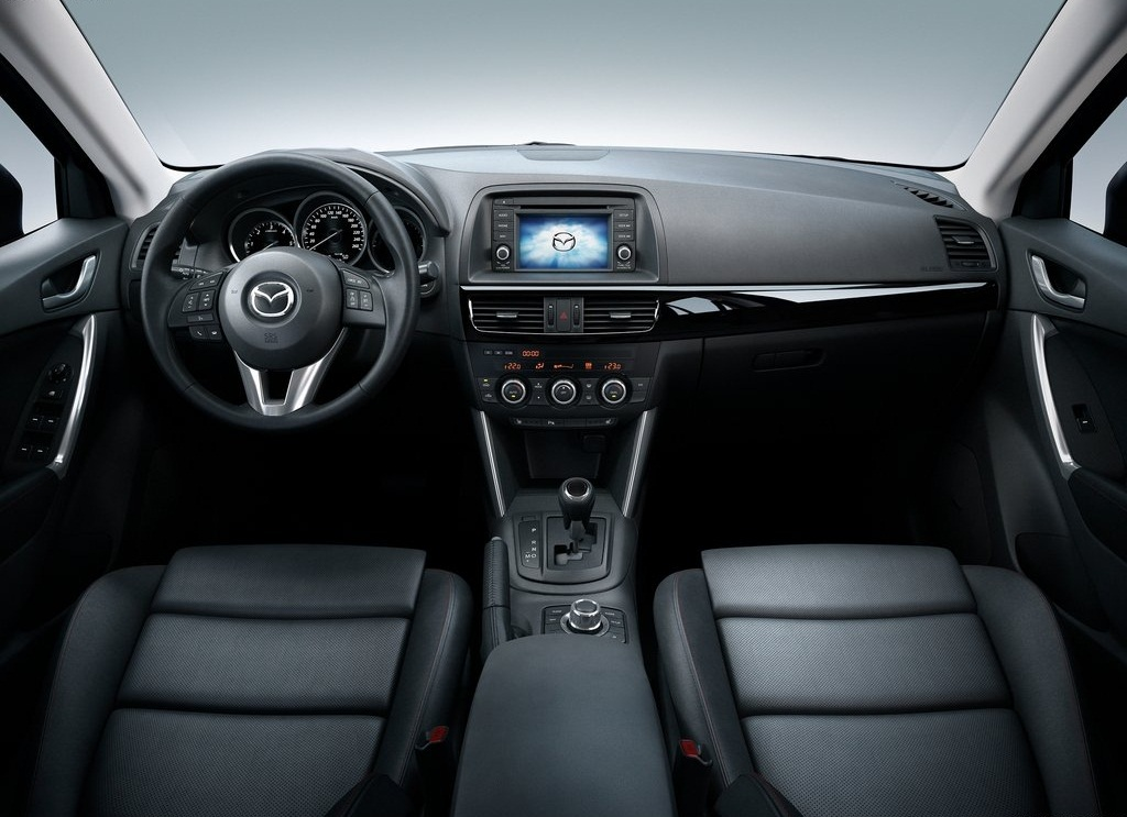 2013 Mazda CX 5 Interior  (Photo 7 of 10)