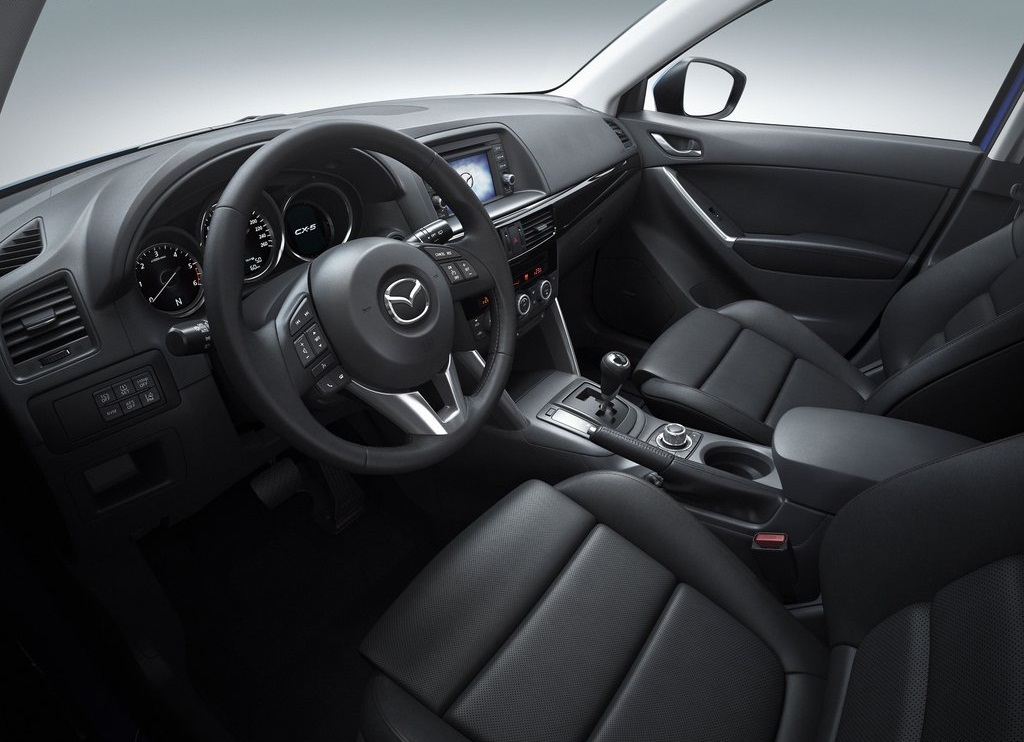 2013 Mazda CX 5 Interior (Photo 6 of 10)