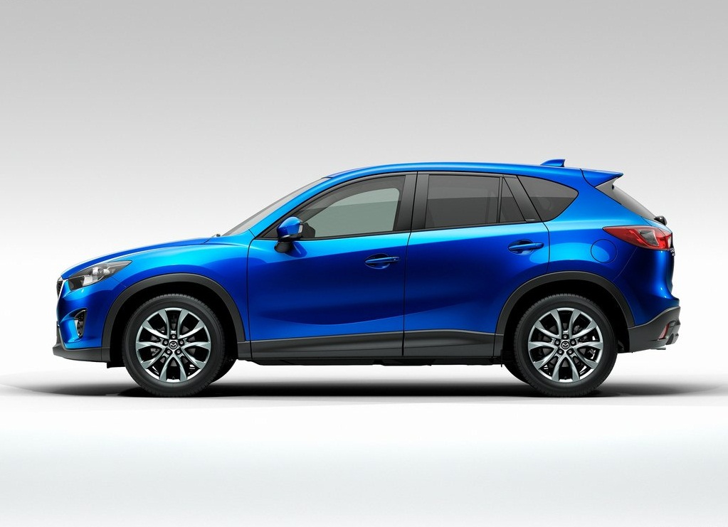 2013 Mazda CX 5 Side (Photo 10 of 10)