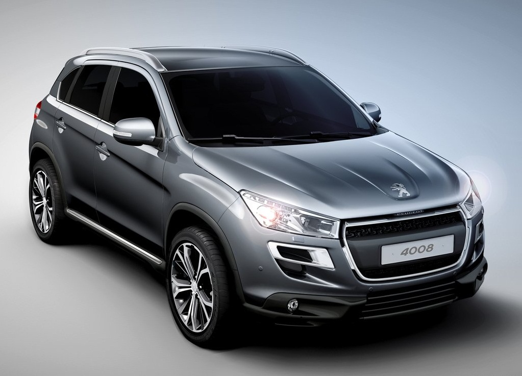 2013 Peugeot 4008 (View 1 of 4)