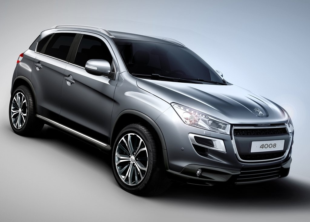 Featured Image of 2013 Peugeot 4008 Concept Info