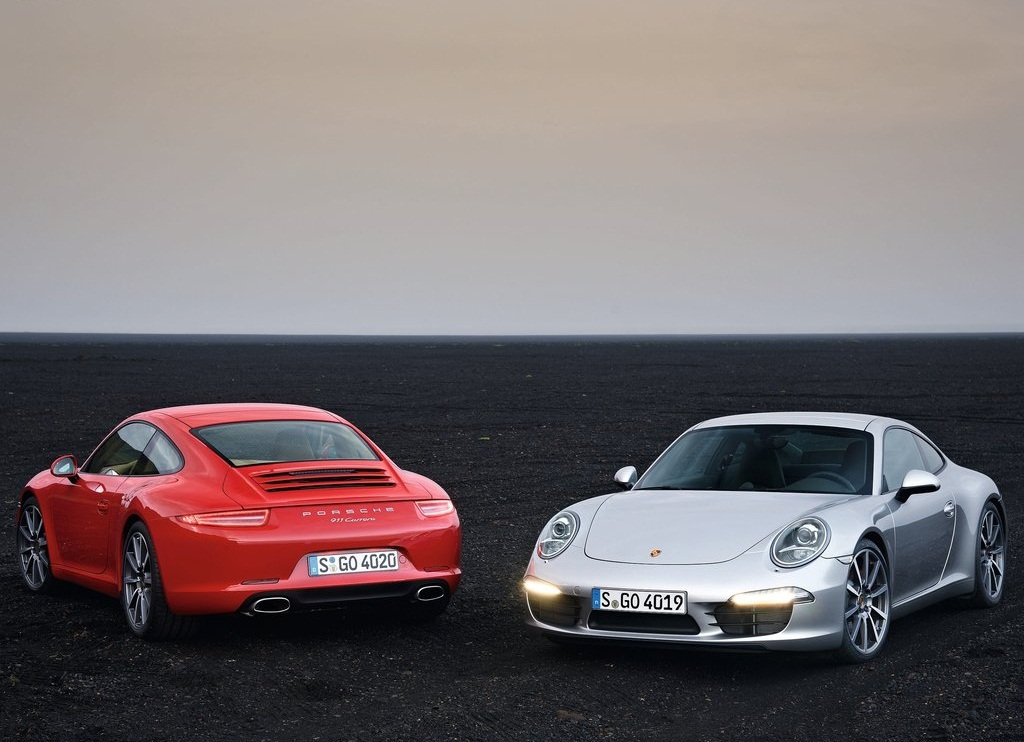 2013 Porsche 911 Carrera S  (Photo 3 of 8)