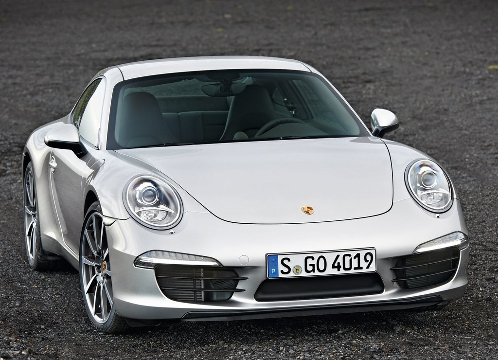 Featured Image of 2013 Porsche 911 Carrera S Classic Sport Car Concept