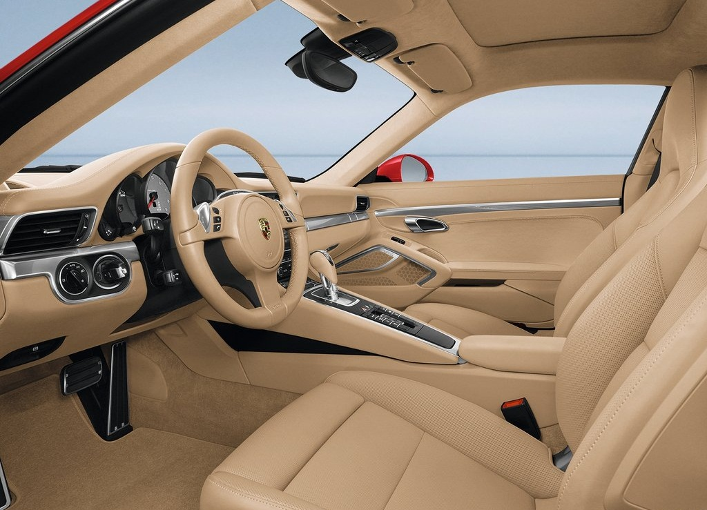 2013 Porsche 911 Carrera Interior (View 5 of 9)