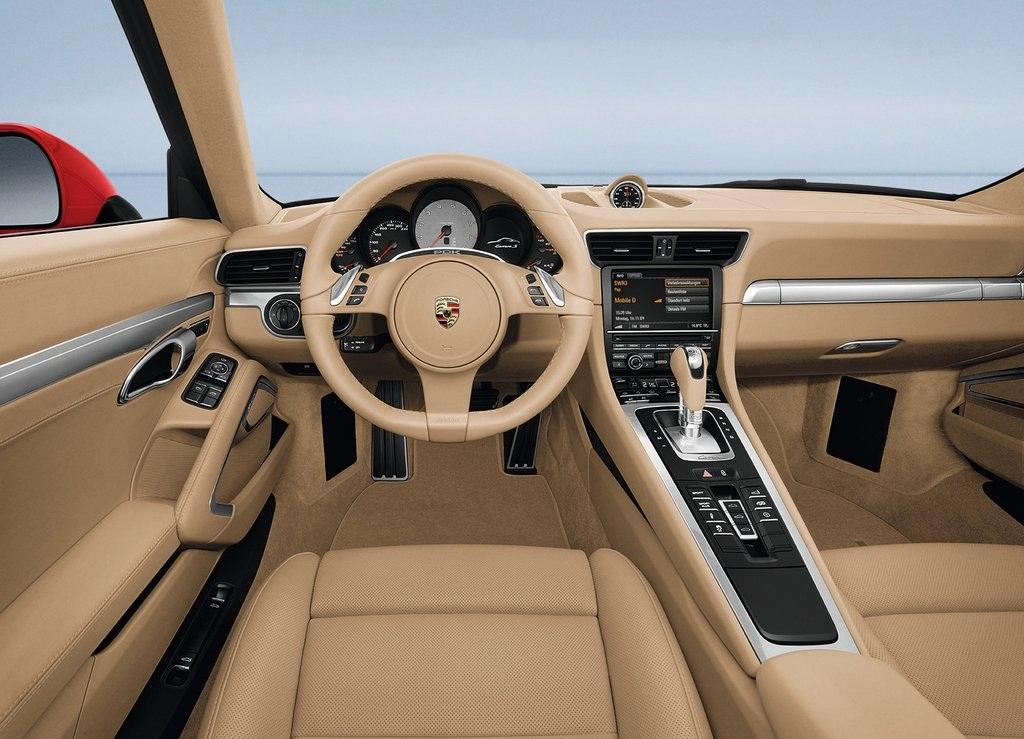 2013 Porsche 911 Carrera Interior (View 9 of 9)