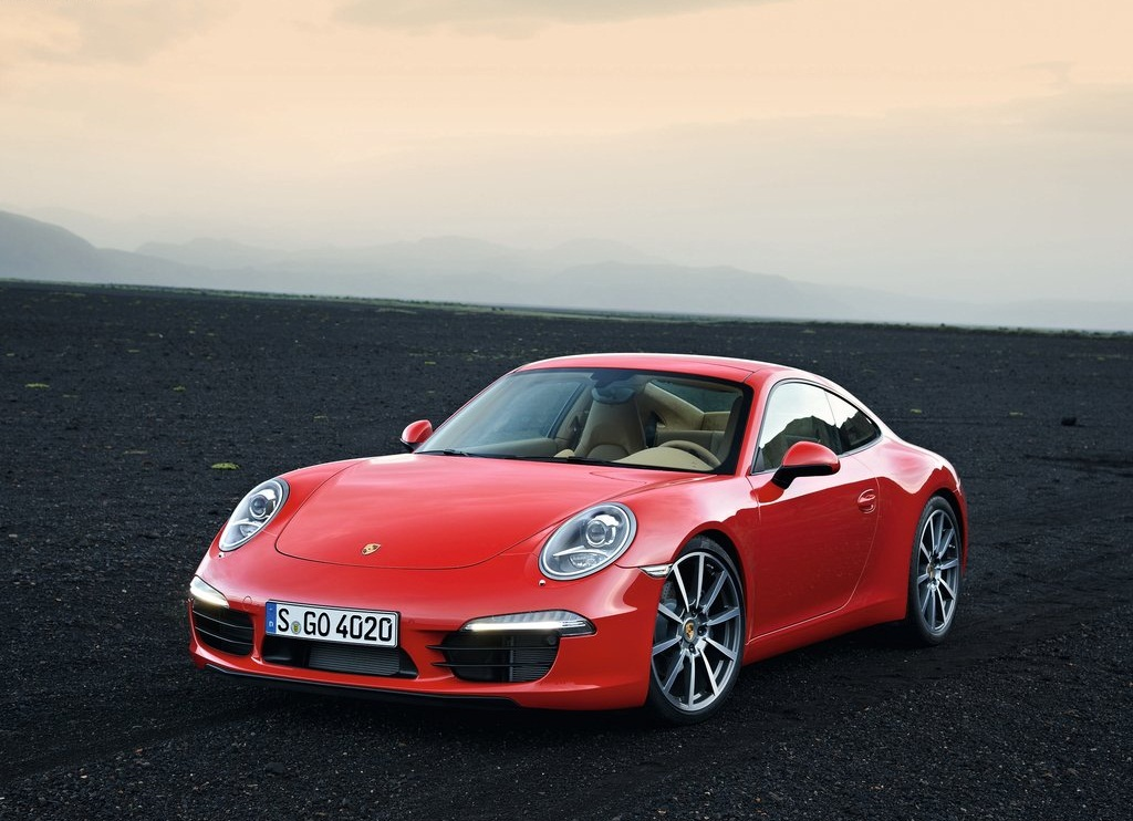 Featured Image of 2013 Porsche 911 Carrera Classic Sport Car Concept