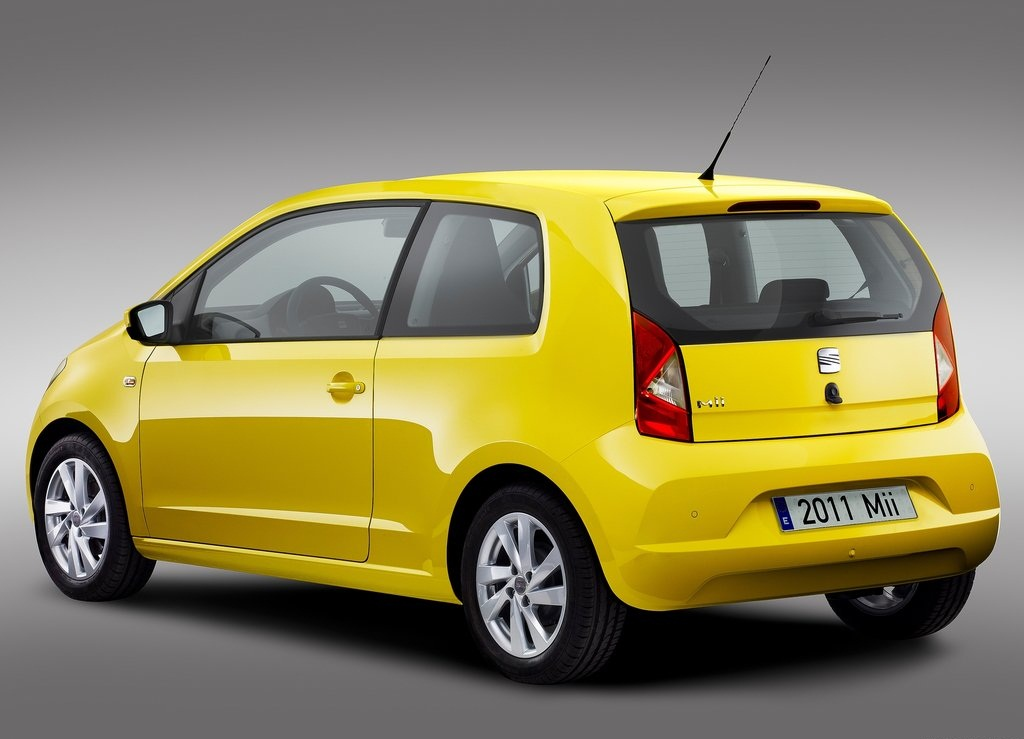 2013 Seat Mii  (Photo 2 of 7)
