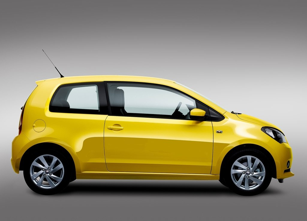 Featured Image of 2013 Seat Mii Concept Info