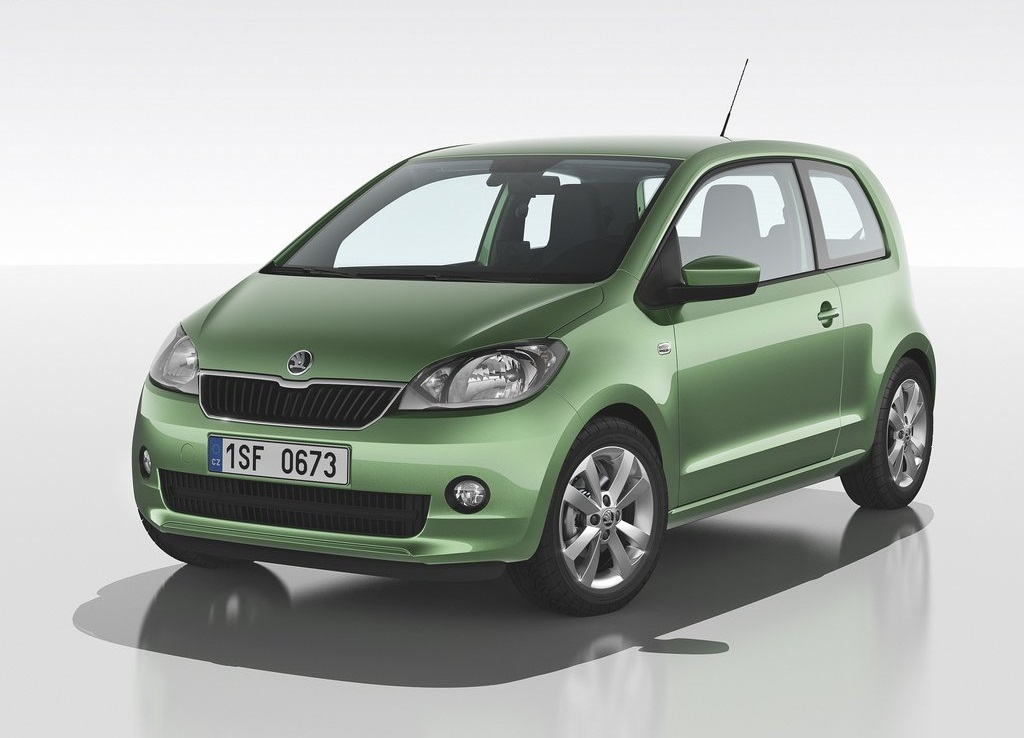 2013 The New Skoda Citigo Concept Information Pictures Gallery (5 Images)