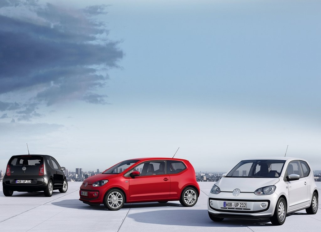 2013 VolksWagen Up  (Photo 1 of 9)