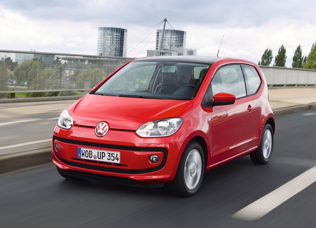 Featured Image of 2013 New Volkswagen Up! : Small Specialist City Car