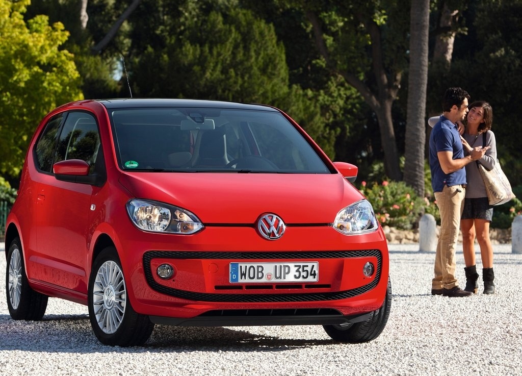 2013 VolksWagen Up 3 (Photo 5 of 9)