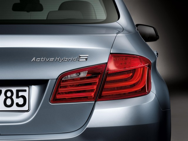 BMW ActiveHybrid (View 6 of 9)