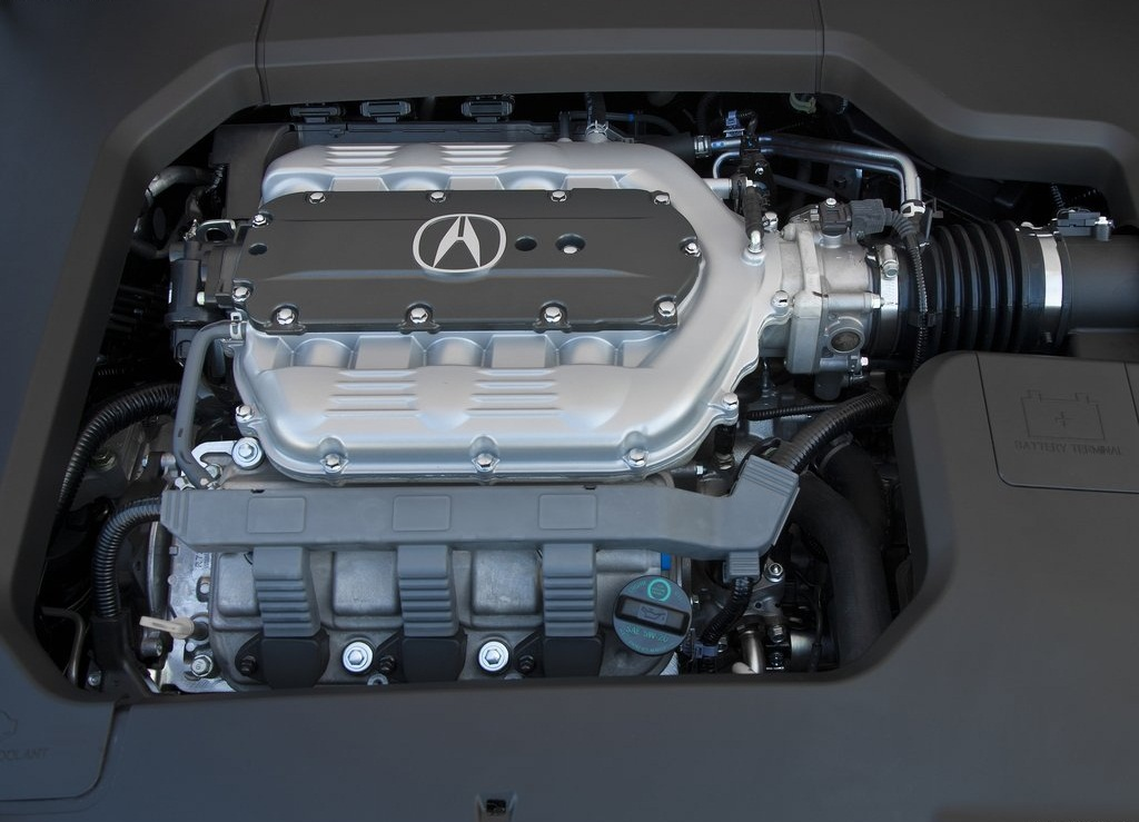 Acura TL Engine  (Photo 3 of 9)